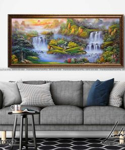 tranh son thuy 66 247x296 - Tranh Sơn Thuỷ - LST0067