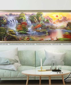 tranh son thuy 71 247x296 - Tranh Sơn Thuỷ - LST0072