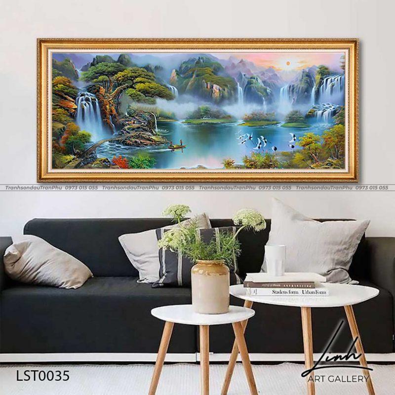tranh son thuy huu tinh 1 1 800x800 - Tranh Sơn Thuỷ - LST0406