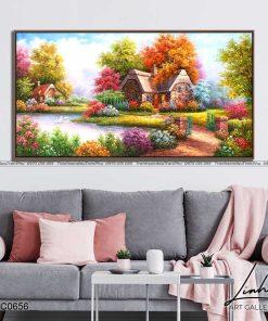 tranh phong canh 146 247x296 - Tranh Phong Cảnh - OPC0656