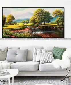 tranh phong canh 23 247x296 - Tranh Phong Cảnh - OPC0420