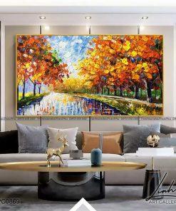 tranh phong canh truu tuong 140 247x296 - Tranh Phong Cảnh Trừu Tượng - OPC0869