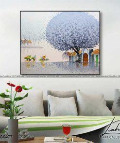 tranh phong canh truu tuong 39 247x296 - Tranh Phong Cảnh Trừu Tượng - OPC0477