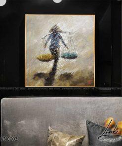tranh ve nguoi 3 247x296 - Tranh Vẽ Người - LVN0003